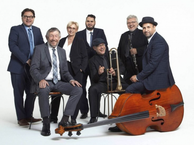 Fesztbaum Béla lesz a Budapest Klezmer Band vendége